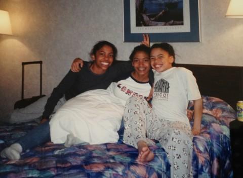 Three girls Trip